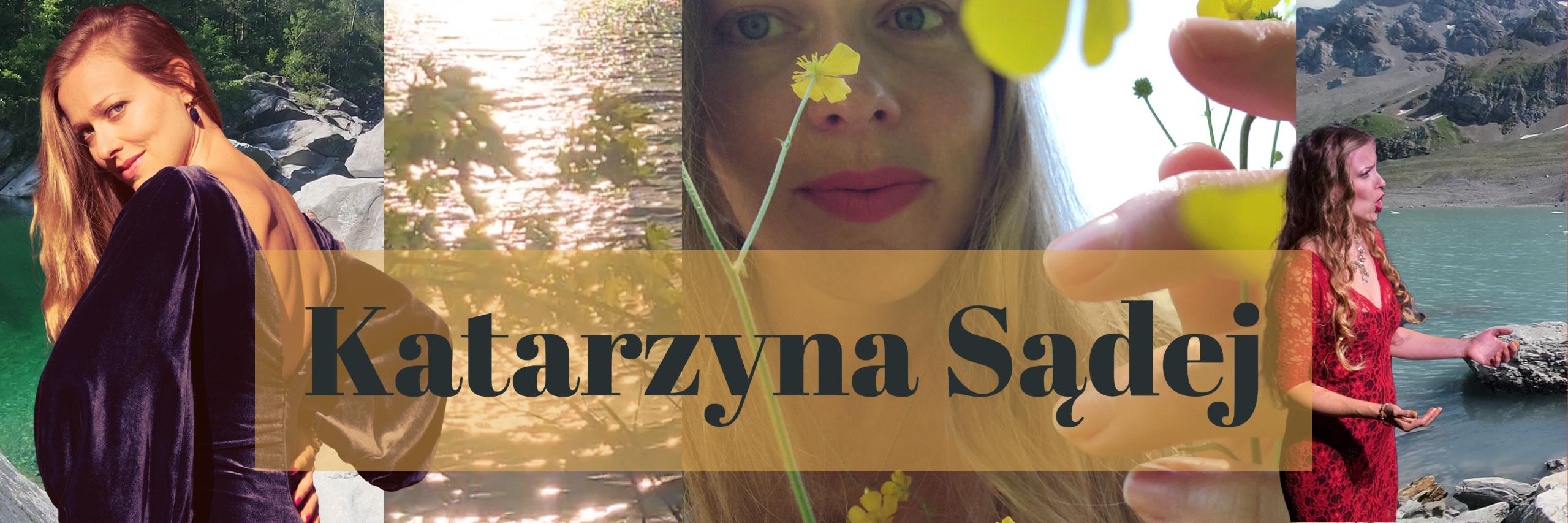 Katarzyna Sadej – Mezzo-Soprano