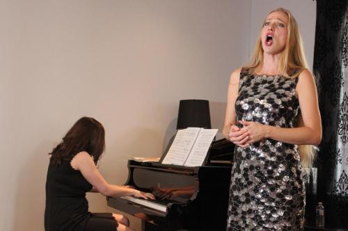 Recital with Nadia Boucher, Ottawa