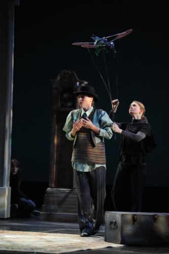 """Libellule in Ravel's """"L'Enfant et les sortileges"""", Fisher Center for the Performing Arts"""