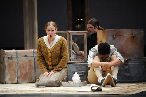 "Maman in Ravel's ""L'Enfant et les sortileges"", Fisher Center for the Performing Arts"