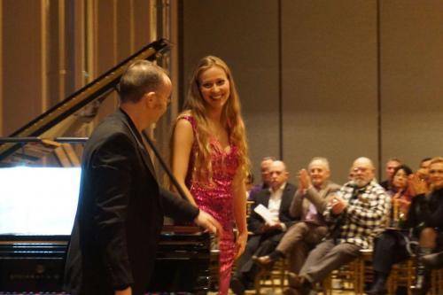 Le Salon de Musiques recital with Francois Chouchan