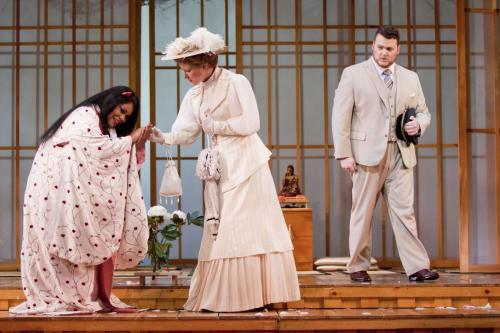 San Diego Opera: Performing Kate Pinkerton in Puccini's Madama Butterfly with Latonia Moore