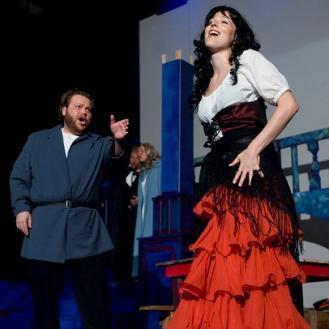 As Maddalena (Rigoletto), Saskatoon Opera