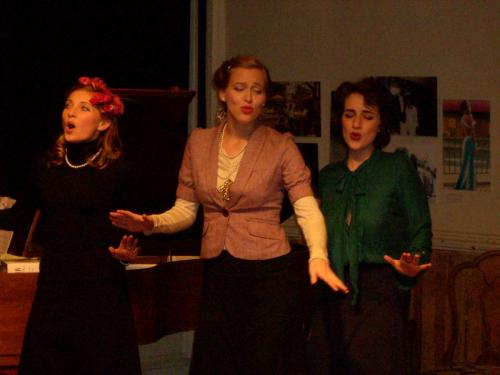 Concert: Music of the 30s & 40s at the Hudson Opera House, NY