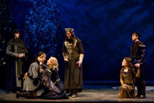 "As Ariodante in Handel's ""Ariodante"""