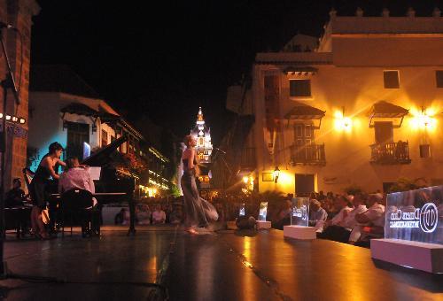 Recital with Stephen Prutsman at the Cartagena International Music Festival