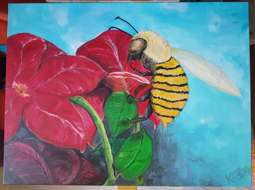 Giant Honeybee