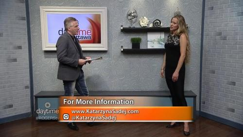Appearance on DAYTIME Ottawa with Dylan Black